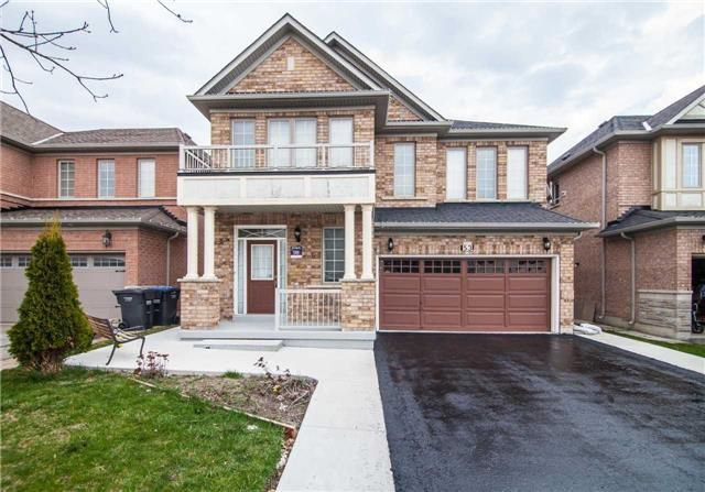 53 Darren Rd, Brampton, ON L6P 2K4 (#W4116330) :: Beg Brothers Real Estate
