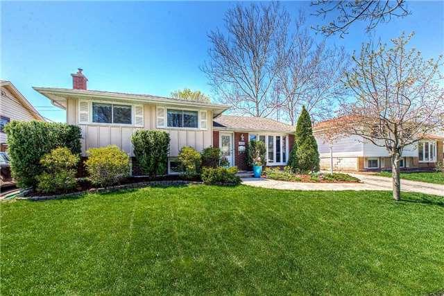 612 Thornwood Ave, Burlington, ON L7N 3B8 (#W4123681) :: Beg Brothers Real Estate