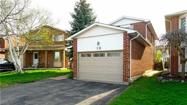 18 Howard Crt, Brampton, ON L6Z 3B2 (#W4125263) :: Beg Brothers Real Estate