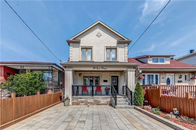 38 East Dr, Toronto, ON M6N 2N7 (#W4127199) :: Beg Brothers Real Estate