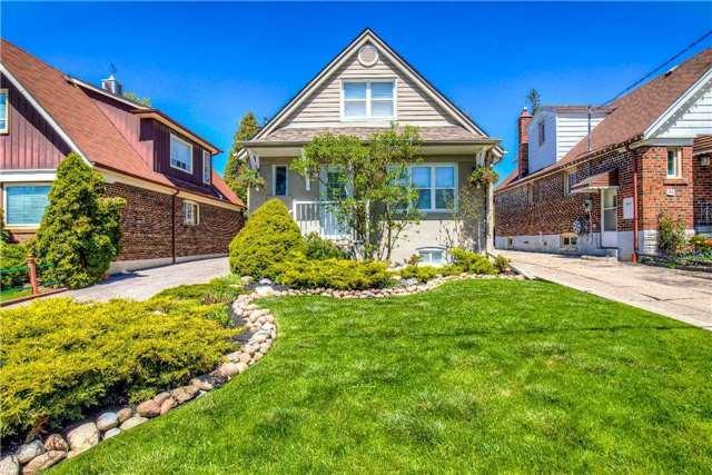 36 Lonborough Ave, Toronto, ON M6M 1X4 (#W4127683) :: Beg Brothers Real Estate