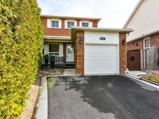 26 Albemarle Crt, Brampton, ON L6Z 1R4 (#W4128207) :: Beg Brothers Real Estate