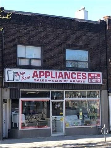 3039 W Dundas St, Toronto, ON M6P 1Z5 (#W4129003) :: Beg Brothers Real Estate