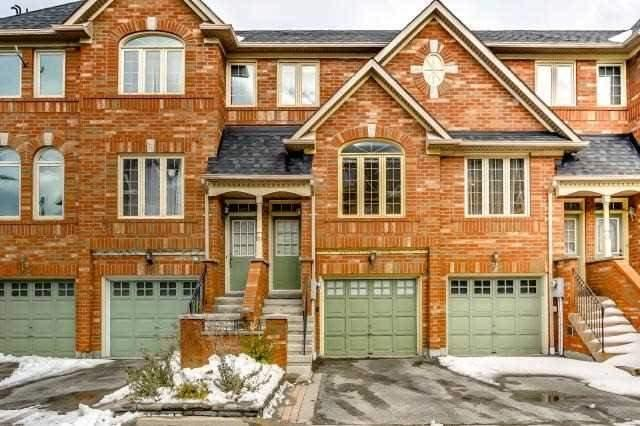 1168 Arena Rd #57, Mississauga, ON L4Y 4G7 (#W4129048) :: Beg Brothers Real Estate