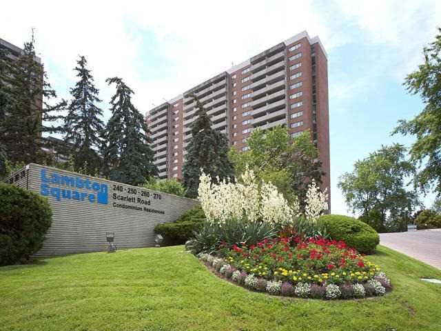 250 Scarlett Rd #606, Toronto, ON M6N 4X5 (#W4129120) :: Beg Brothers Real Estate