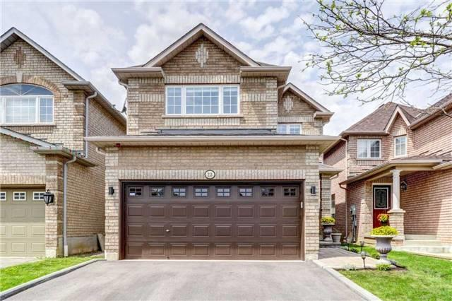 23 Loontail St, Caledon, ON L7E 2X1 (#W4129369) :: Beg Brothers Real Estate
