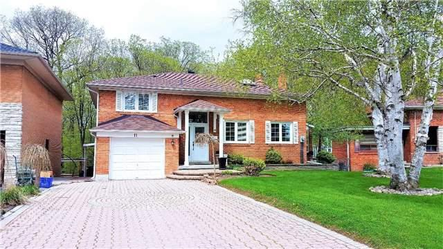 11 Buxton Rd, Toronto, ON M3M 1Y6 (#W4129477) :: Beg Brothers Real Estate