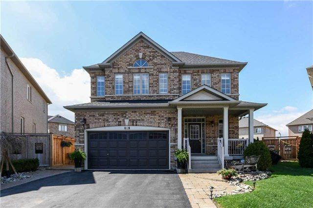 40 Vernet Cres, Brampton, ON L6P 1Z5 (#W4129841) :: Beg Brothers Real Estate