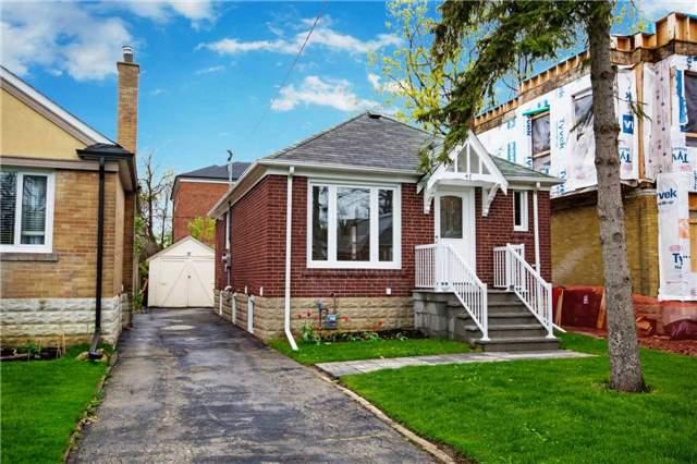 47 William St, Toronto, ON M9N 2G6 (#W4130175) :: Beg Brothers Real Estate