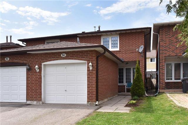 34 Maplehurst Sq, Brampton, ON L6Z 1J6 (#W4130744) :: Beg Brothers Real Estate