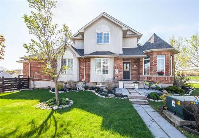 49 Montgomery Blvd, Orangeville, ON L9N 5H6 (#W4131537) :: Beg Brothers Real Estate