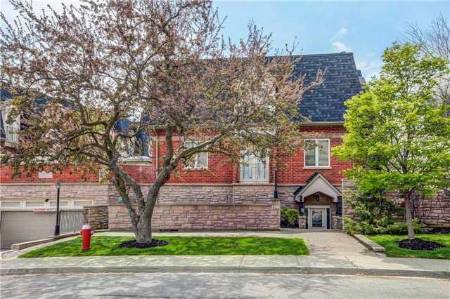 8 Wesley Ave #2, Mississauga, ON L5H 1G6 (#W4131729) :: Beg Brothers Real Estate