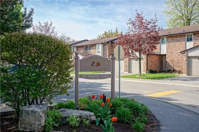 680 Regency Crt #94, Burlington, ON L7N 3L9 (#W4132028) :: Beg Brothers Real Estate