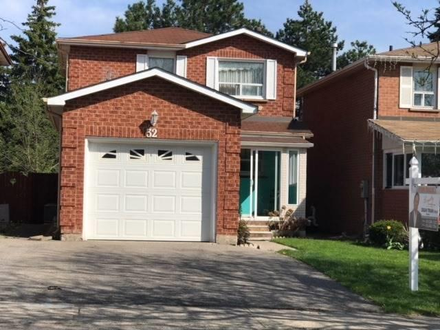 32 Mozart Cres, Brampton, ON L6Y 2W7 (#W4132075) :: Beg Brothers Real Estate