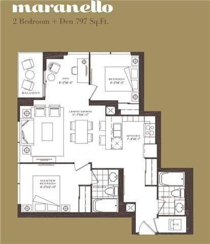 830 W Lawrence Ave #902, Toronto, ON M6A 3C6 (#W4132354) :: Beg Brothers Real Estate