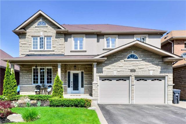 26 Borland Cres, Caledon, ON L7C 3M4 (#W4133125) :: Beg Brothers Real Estate