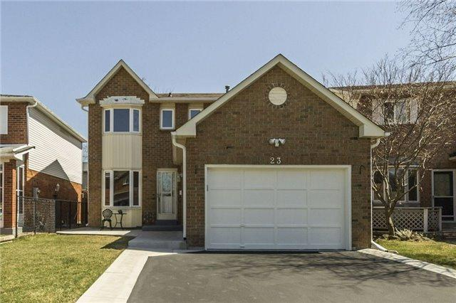 23 Driftwood Cres, Brampton, ON L6Z 2C3 (#W4133196) :: Beg Brothers Real Estate