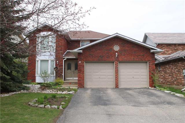 41 Passmore Ave, Orangeville, ON L9W 4K4 (#W4133304) :: Beg Brothers Real Estate