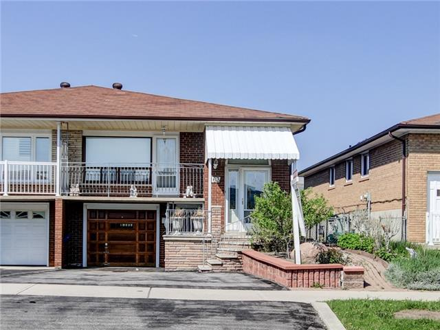 163 Cabana Dr, Toronto, ON M9L 1L2 (#W4133766) :: Beg Brothers Real Estate