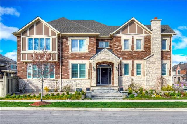 185 Culp Tr, Oakville, ON L6M 0W2 (#W4134092) :: Beg Brothers Real Estate