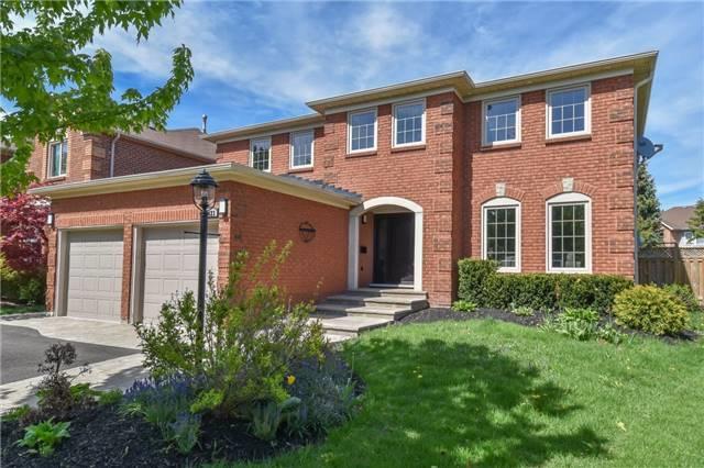 1423 Cobbler Lane, Oakville, ON L6M 3C1 (#W4134150) :: Beg Brothers Real Estate
