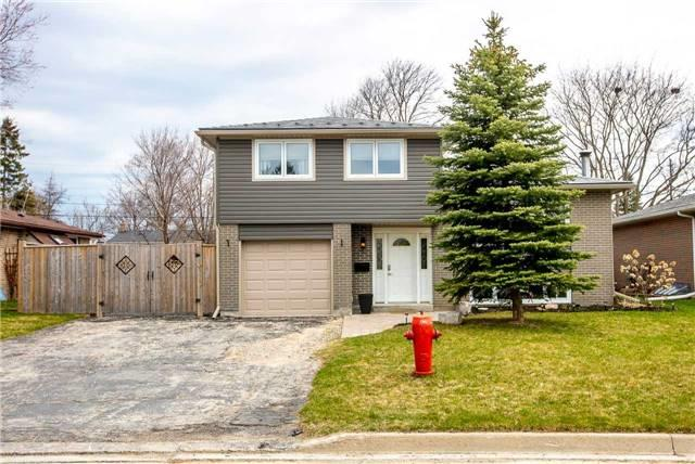 7 Maple Cres, Orangeville, ON L9W 1X6 (#W4134509) :: Beg Brothers Real Estate