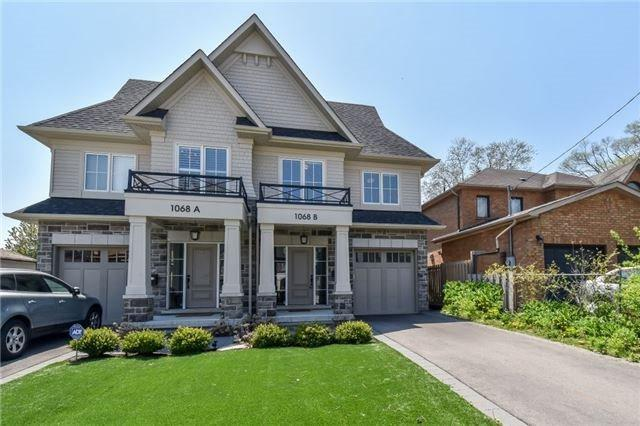 1068B Shaw Dr, Mississauga, ON L5G 3Z4 (#W4134875) :: Beg Brothers Real Estate