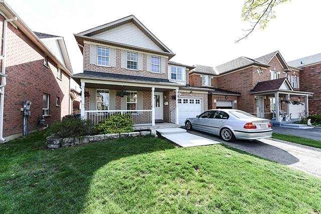 62 Upper Highlands Dr, Brampton, ON L6Z 4V9 (#W4134903) :: Beg Brothers Real Estate