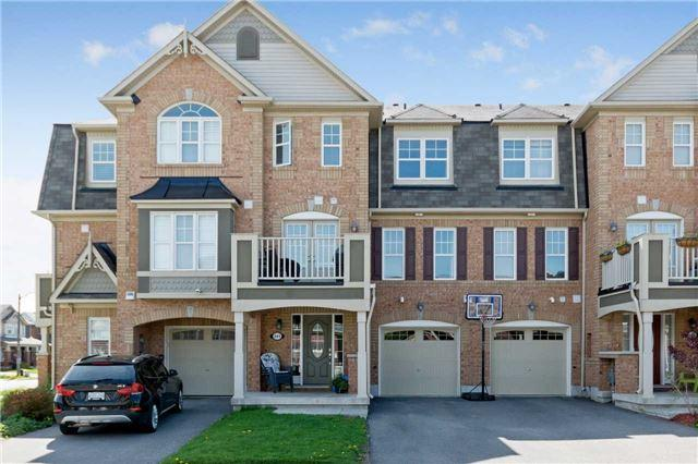 341 Cavanagh Lane, Milton, ON L9T 8G2 (#W4134931) :: Beg Brothers Real Estate