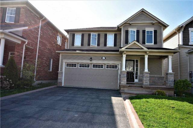 447 Pozbou Cres, Milton, ON L9T 8H8 (#W4135009) :: Beg Brothers Real Estate