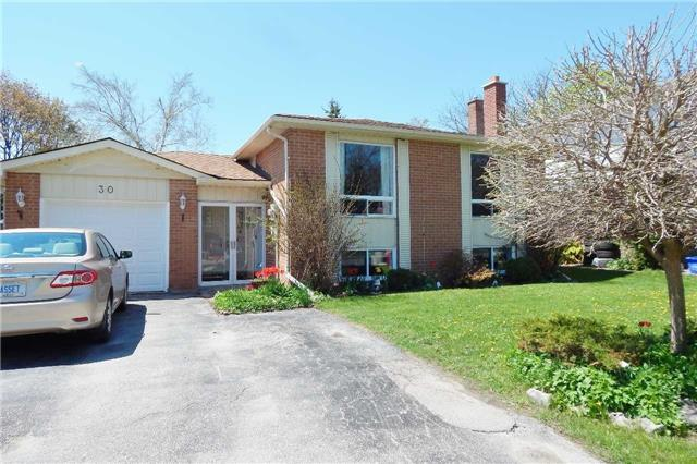 30 Morgandale Cres, Orangeville, ON L9W 3C7 (#W4135547) :: Beg Brothers Real Estate