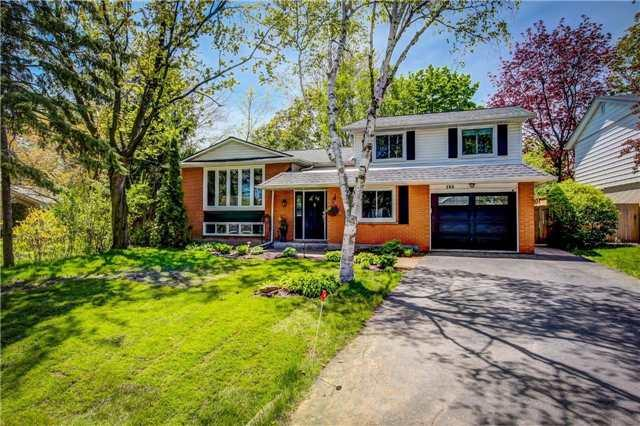 160 Spencer Rd, Oakville, ON L6L 3X4 (#W4135606) :: RE/MAX Prime Properties