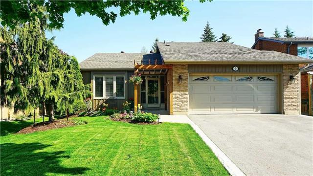 9 Maidstone Cres, Brampton, ON L6S 2Z9 (#W4135661) :: Beg Brothers Real Estate