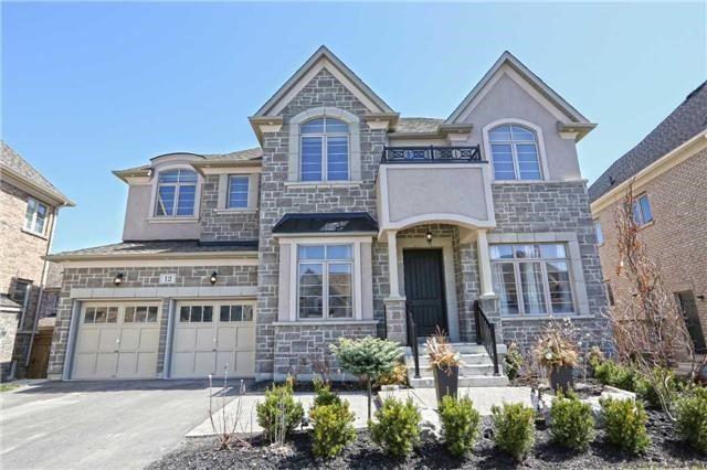 12 Snowdrop Pl, Brampton, ON L6P 3Y6 (#W4135981) :: Beg Brothers Real Estate