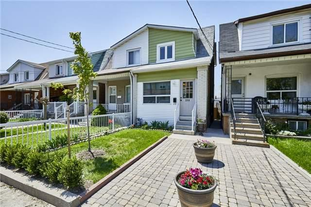 258 Silverthorn Ave, Toronto, ON M6N 3K4 (#W4136096) :: Beg Brothers Real Estate