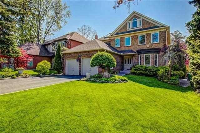 1472 Hampshire Cres, Mississauga, ON L5G 4P7 (#W4136664) :: Beg Brothers Real Estate