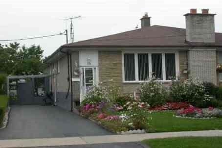 38 Navenby Cres, Toronto, ON M9L 1B2 (#W4137402) :: Beg Brothers Real Estate
