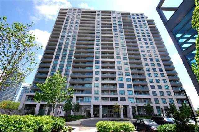 335 W Rathburn Rd #1607, Mississauga, ON L5B 0C8 (#W4137973) :: Beg Brothers Real Estate