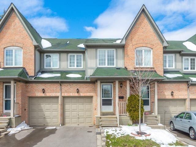 2955 Thomas St #7, Mississauga, ON L5M 6A9 (#W4138303) :: Beg Brothers Real Estate