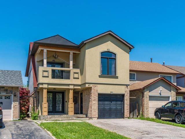 40 Borden Hill Crt, Brampton, ON L6S 3K7 (#W4138575) :: Beg Brothers Real Estate