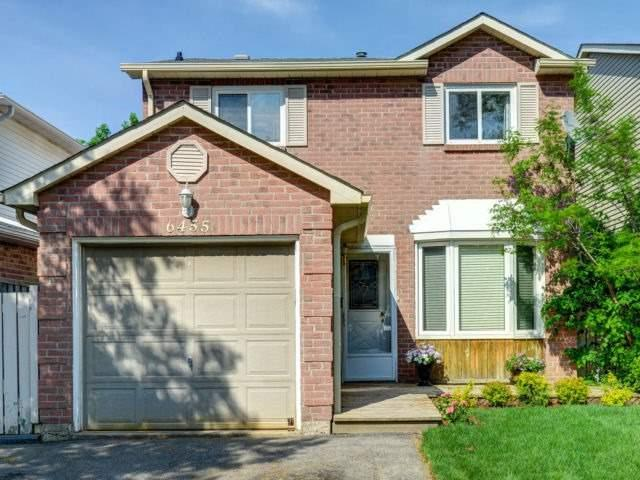6455 Colebrook Cres, Mississauga, ON L5N 3E3 (#W4138669) :: Beg Brothers Real Estate