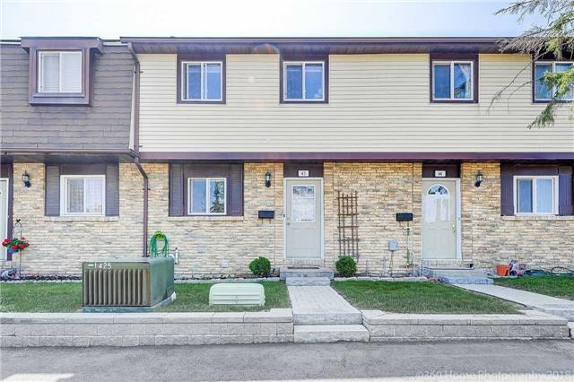 45 N Hansen Rd #43, Brampton, ON L6V 3C5 (#W4139398) :: Beg Brothers Real Estate