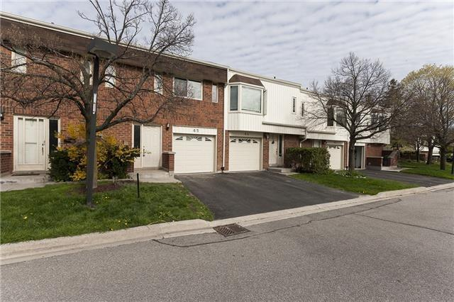 6520 Corfu Rd #65, Mississauga, ON L5N 3B4 (#W4139827) :: Beg Brothers Real Estate