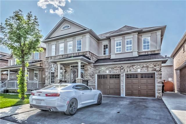 16 Saddler Ave, Brampton, ON L6P 2B7 (#W4139829) :: Beg Brothers Real Estate