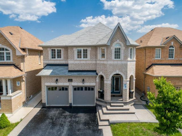 17 Rouge St, Brampton, ON L6P 3H8 (#W4140168) :: Beg Brothers Real Estate
