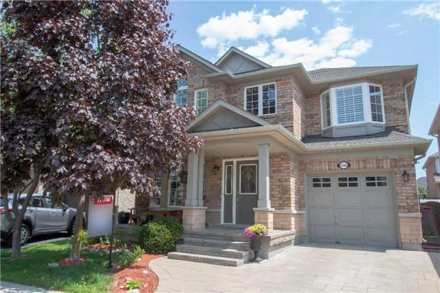 1320 Ridgebank Dr, Oakville, ON L6M 4A5 (#W4140217) :: Beg Brothers Real Estate