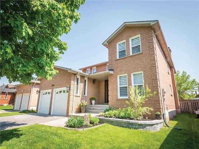 1608 Stationmaster Lane, Oakville, ON L6M 3A9 (#W4140280) :: Beg Brothers Real Estate