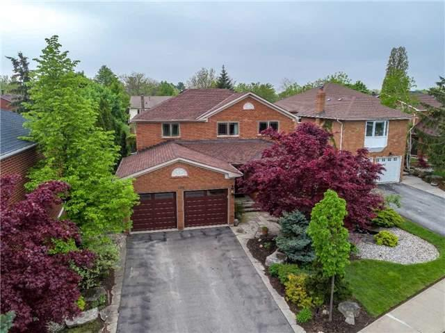 1308 Outlook Terr, Oakville, ON L6M 2B8 (#W4140309) :: Beg Brothers Real Estate