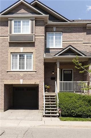 5535 Glen Erin Dr #91, Mississauga, ON L5M 6H1 (#W4140455) :: Beg Brothers Real Estate