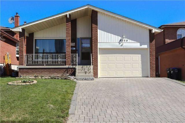 4159 Woodington Dr, Mississauga, ON L4Z 1K2 (#W4140488) :: Beg Brothers Real Estate